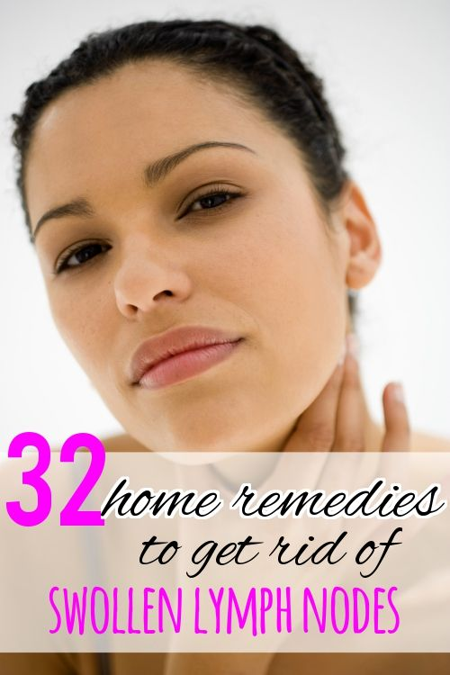 32 Home Remedies for Swollen Lymph Nodes