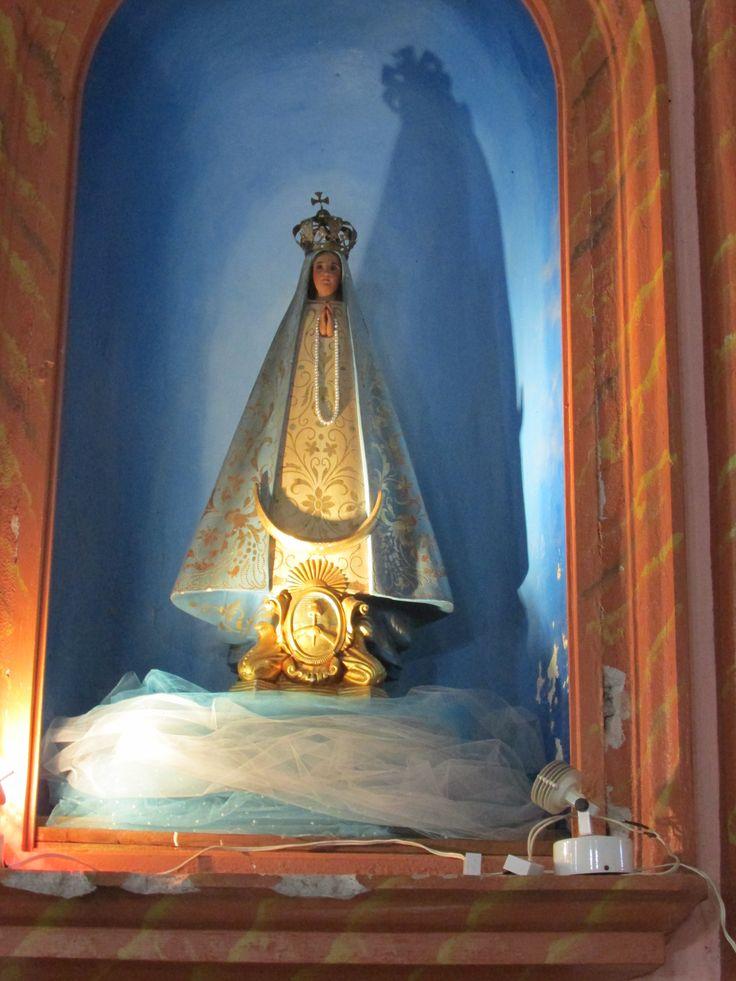 Catamarca, Iglesia  San Jose, Virgen del Valle