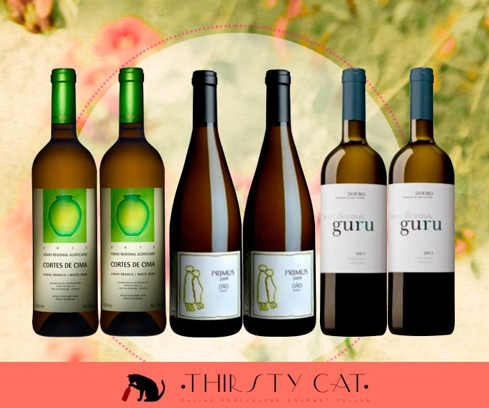 CORTES DE CIMA WHITE 2013 The winner of White Wine Trophy in Vinalies Internationales 2015 is back in this great deal Summer Premium White Pack: Alentejo + Dão + Douro :) Order yours now! http://www.thirsty-cat.com/product/6x-summer-premium-white-pack