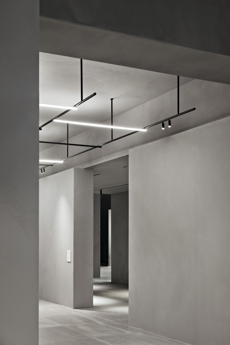 INFRA-STRUCTURE, by Vincent Van Duysen for Flos | Selected by La Chaise Bleue (lachaisebleue.com)