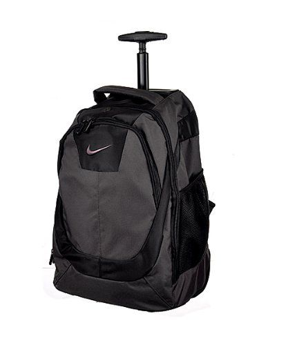 nice Nike Accessories Rolling Laptop Backpack (Anthracite) Check more at http://appmyxer.com/amazon-products/computers-accessories/nike-accessories-rolling-laptop-backpack-anthracite/