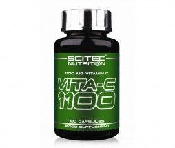 Scitec Vitamina C 1100 - intareste-ti sistemul imunitar