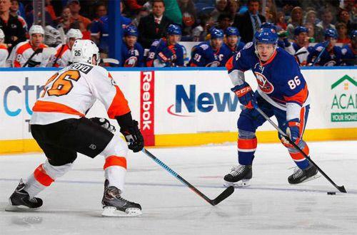 Анахайм сильнее Вашингтона, Айлендерс уступили Филадельфии. НХЛ (видео)