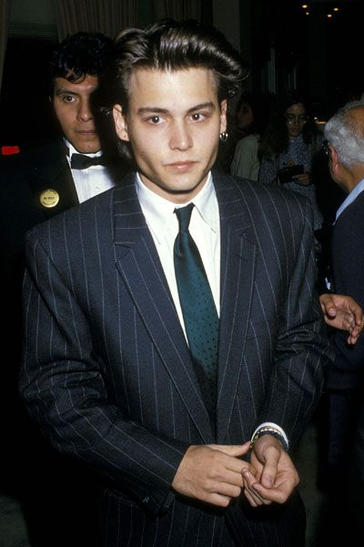 Happy Birthday Johnny! As Johnny Depp Turns 50, We Chart His Top 50 Fashion Moments   Grazia Fashion