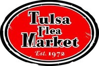 Tulsa Flea Market on the fairgrounds.  Love, Love.  Used to sell stuff there in the 80's.