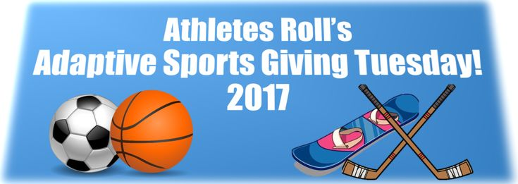 Adaptive Sports Giving Tuesday 2017