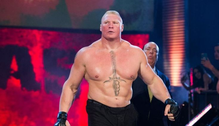 Brock Lesnar Net Worth