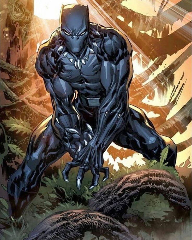 342 besten black panther bilder auf pinterest superheld. Black Bedroom Furniture Sets. Home Design Ideas