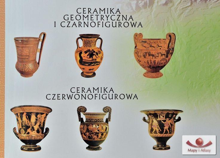 starozytna grecja   Starożytna Grecja - państwo i kultura. Mapa ścienna Grecji