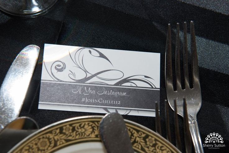 Instagram hashtag for wedding guest photosMichele and John Photo By Sherry Sutton Photography