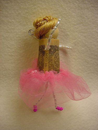 wine cork fairy - in jeder Flasche findet man eine Fee - ausser in denen mit Kronkorken :o)
