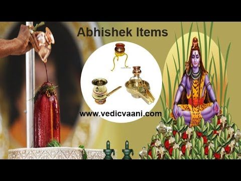 Abhishek Items for Puja, Pooja Articles , Puja Vessels, Hindu Puja Items