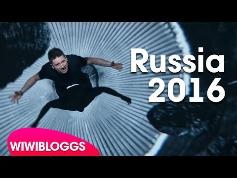 "Russia: Sergey Lazarev will sing ""You Are The Only One"" at Eurovision 2016, One of my top 10 for 2016"