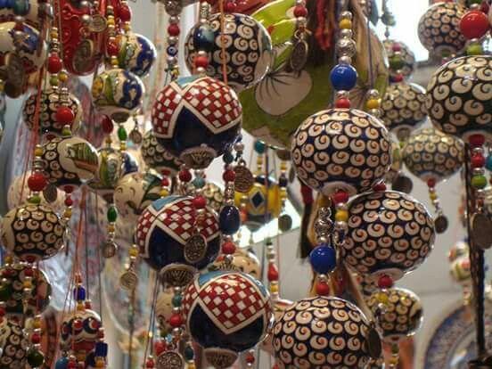 Turecka sztuka ceramiczna