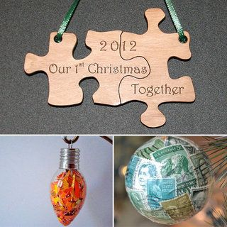 DIY Christmas Ornaments DIY Christmas Gift Tags Cute DIY Christmas decor and ideas