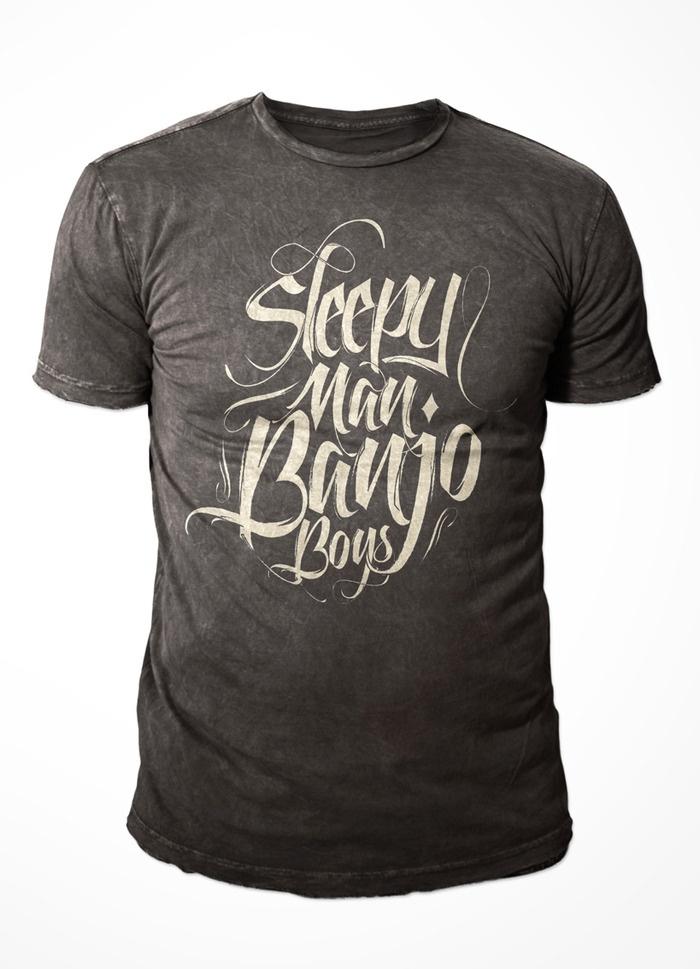 Sleepy Man Banjo Boys T Shirt Use Me Pinterest