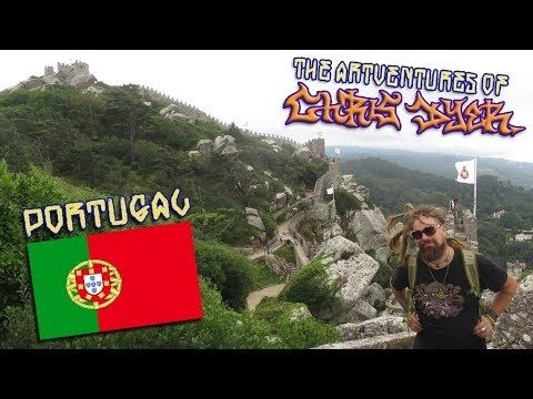 Positive Creations in Portugal (Artventures Webisode #18)