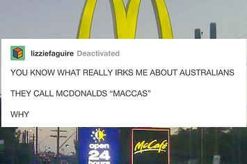 19 Times Australians Confused The Hell Out Of Non-Australians On Tumblr