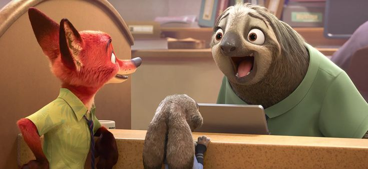 "In the new ""Zootopia"" trailer, Disney takes us to the magical fantasyland known as the Department of Motor Vehicles."