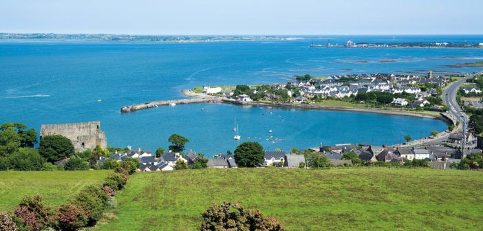 Destination Ireland: Carlingford – August 2017 – Issue 266 Midway between Belfast and Dublin, right at the beginning of Ireland's Ancient East, you'll find one of Ireland's best kept secrets in County Louth – Carlingford and The Cooley Peninsula.