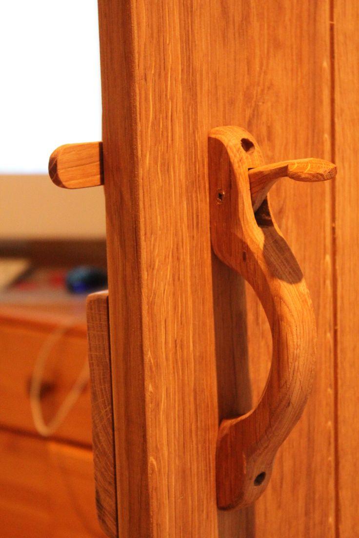 Handmade door handles