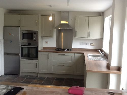 Burford grey kitchen ideas pinterest grey and joinery for Kitchen joinery ideas