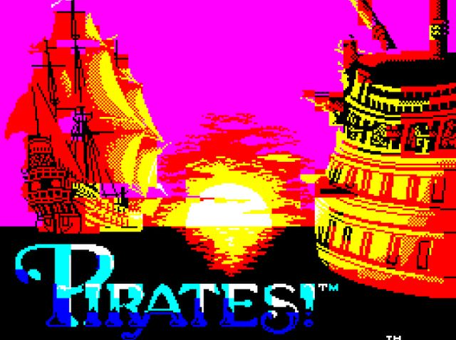 Indie Retro News: Sid Meier's Pirates! On the ZX Spectrum? Well sort of