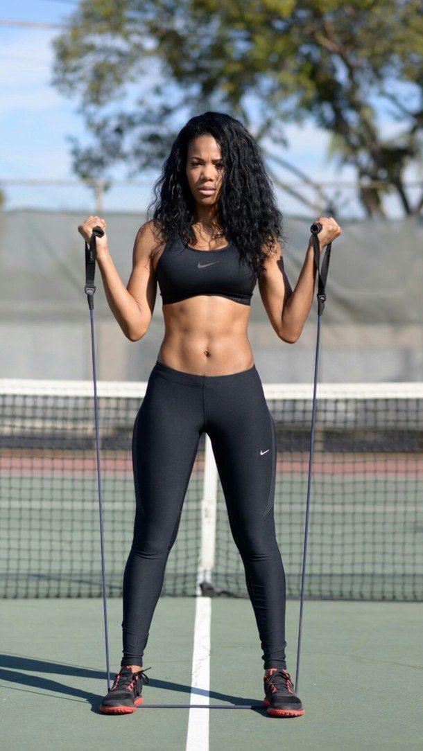 Fit Black Girls! : Photo