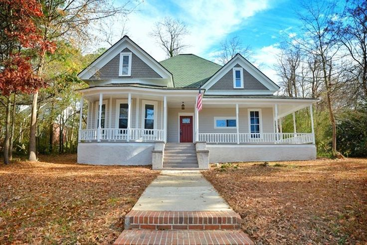 For sale: $229,900. COMPLETELY renovated and ready for you.  This 1897 Victorian home has been brought back to life.  Not only is it in a prime location, but it has new floors, new kitchen cabinets, new granite countertops and island in kitchen, new appliances, new light fixtures, new master bath, new laundry room, , HVAC was tied to the upstairs, the list continues, but you must see this one with your own eyes!!