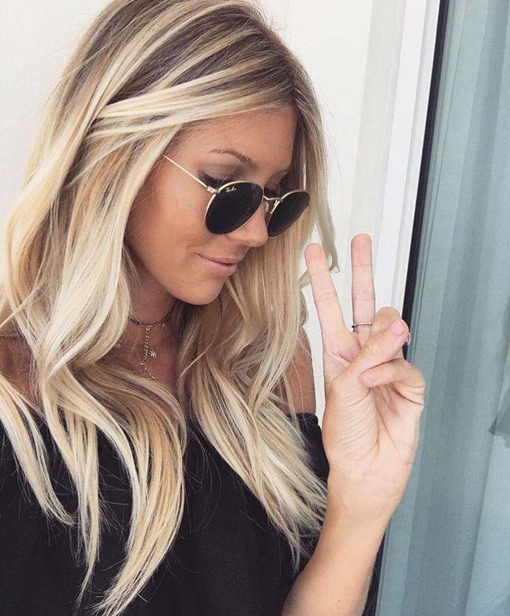 Neem een kijkje op de beste blond haar in de foto's hieronder en krijg ideeën voor uw fotografie!!! ☼ nσt єvєn thє ѕun cαn ѕhínє αѕ вríght αѕ чσu ☼ Image source