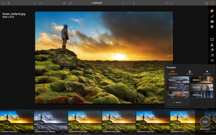 """Macphun just announced a bombshell for the photo editing community. It's called """"Luminar,"""" and it's a self-proclaimed """"complete photo editing powerhouse"""" that's built to adapt to your photo editing preferences and skill level."""