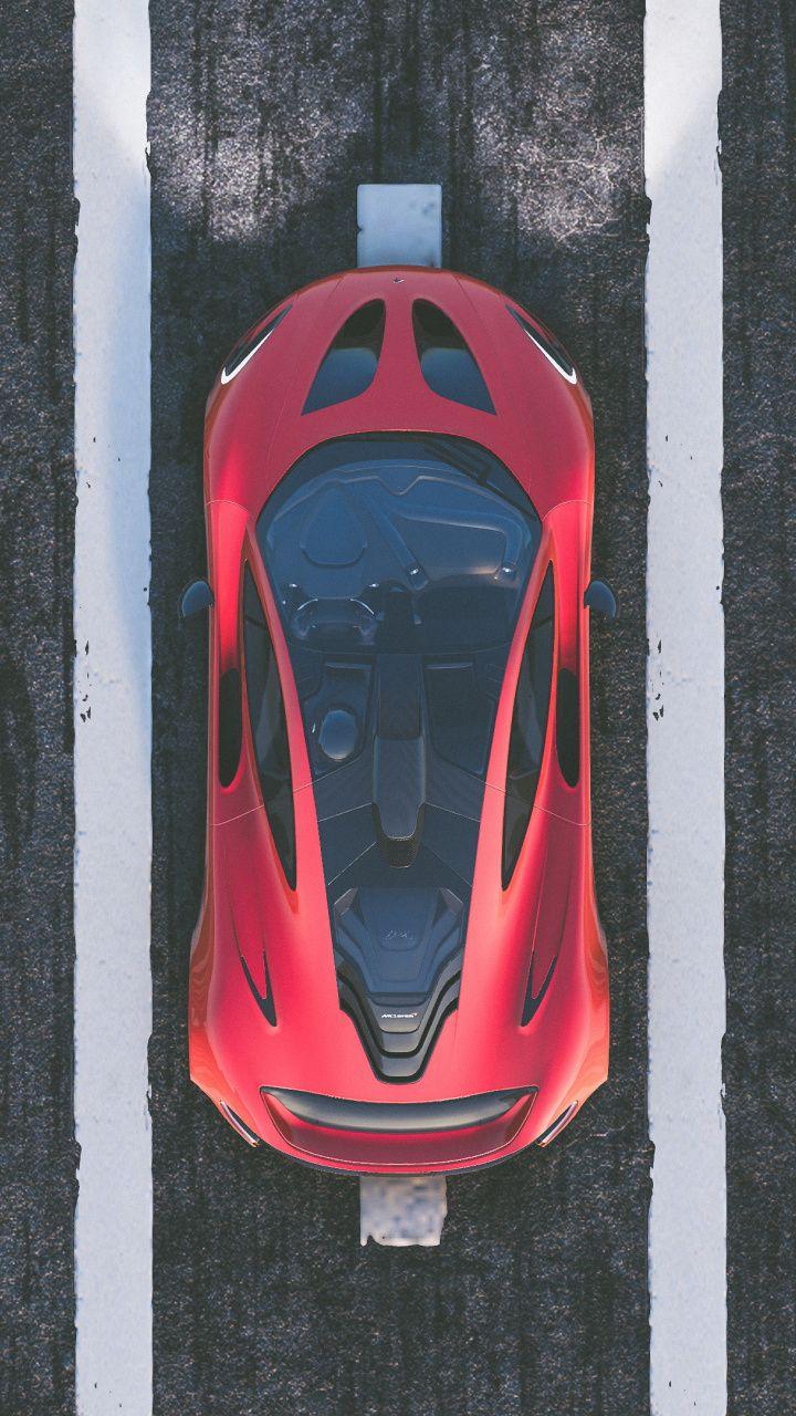 McLaren P1, The Crew 2, Video game, 720x1280 wallpaper