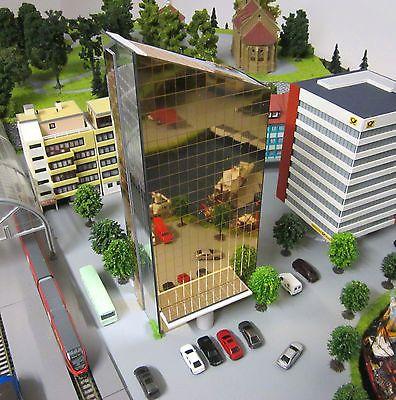 1f031b213b96666f0e1e5551988144fe model train office buildings uniques city building highrise office building n scale,Ebay N Scale Wiring