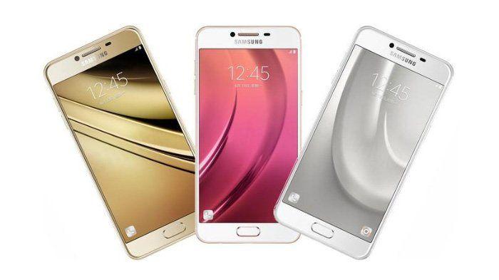 Resmi Diluncurkan Samsung Galaxy C7 Pro, Smartphone Pesaing Oppo F1s!