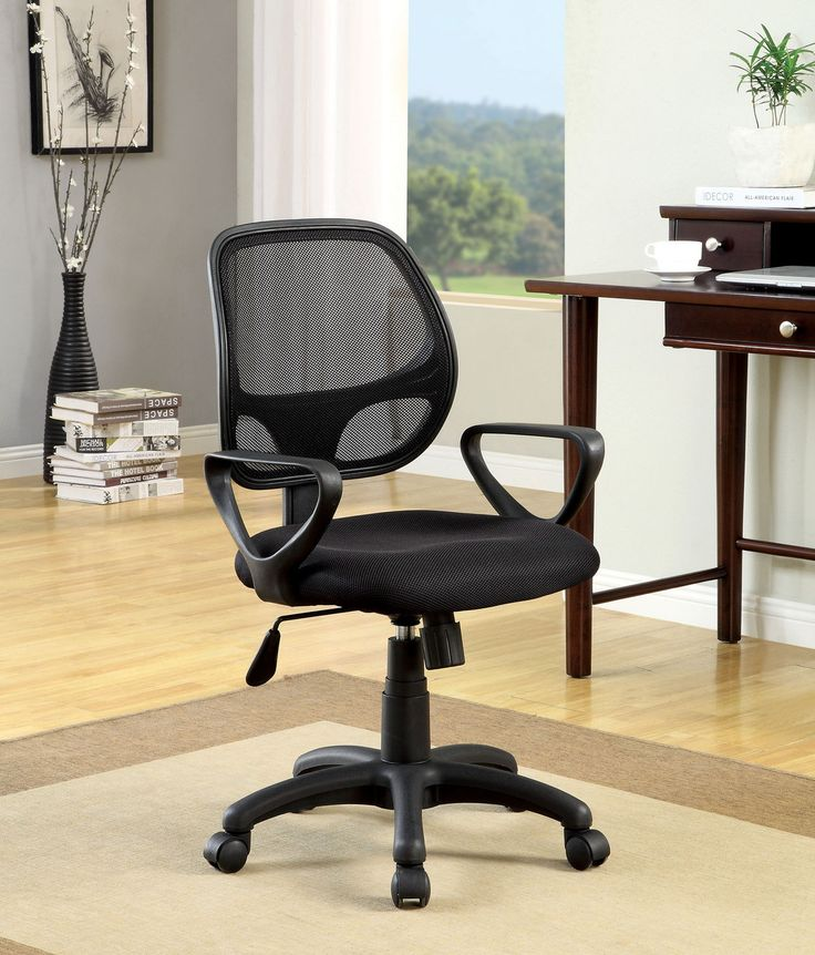 CM-FC606Camden Collection Office Chair This contemporarydesk chair rolls easily,has a cool mesh back andadjustable height. Office Chair Sale for $70