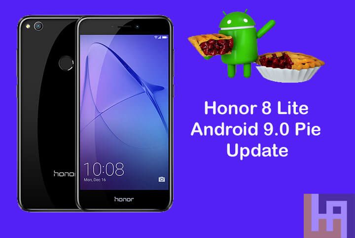 Download Install Android 9 0 Pie Firmware On Honor 8 Lite
