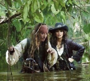 """""""Pirates Of The Caribbean - Fremde Gezeiten"""" - Kino-Tipp - Finale im Seeräuber-Märchenland: Johnny Depp soll zum letzten Mal Jack Sparrow spielen."""