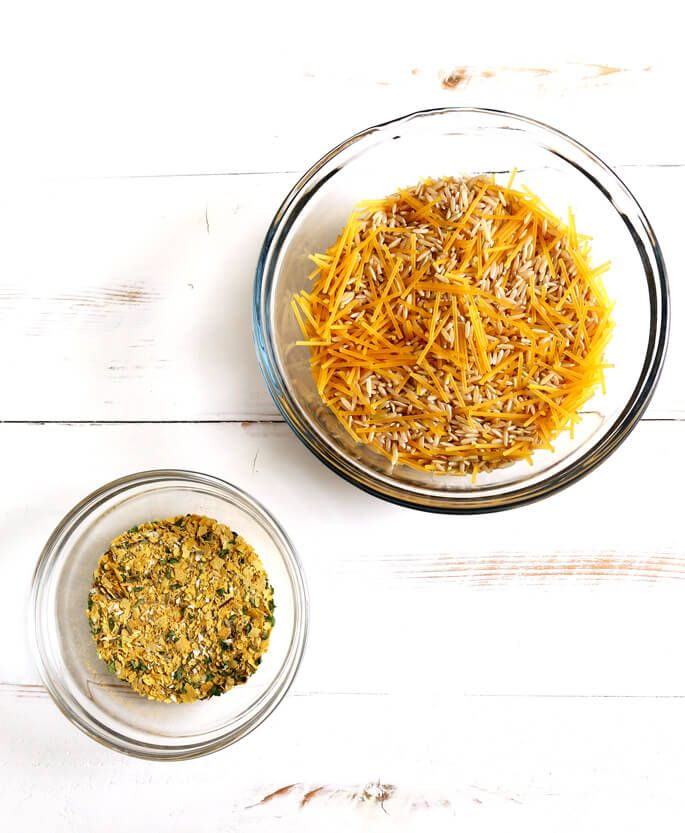 Make your own gluten free rice a roni dish, and make a great meal tonight in no time at all. Add some chicken, or leave it plain! http://glutenfreeonashoestring.com/homemade-gluten-free-rice-a-roni/