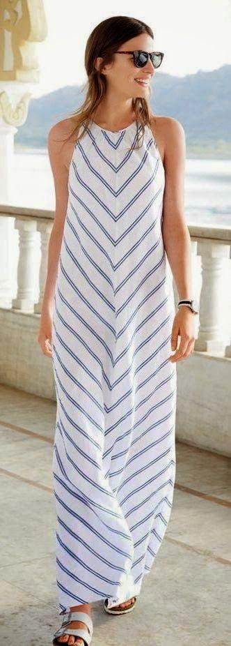 Fashion For Fashion: So Cute Maxi Dress