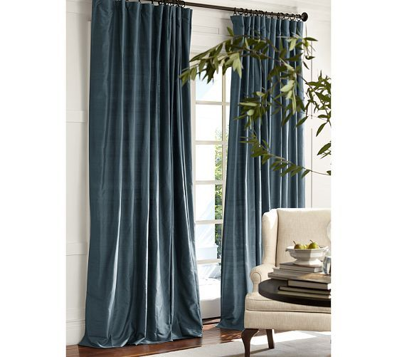 Curtains Ideas curtains double width : 17 Best images about window coverings on Pinterest | Window panels ...