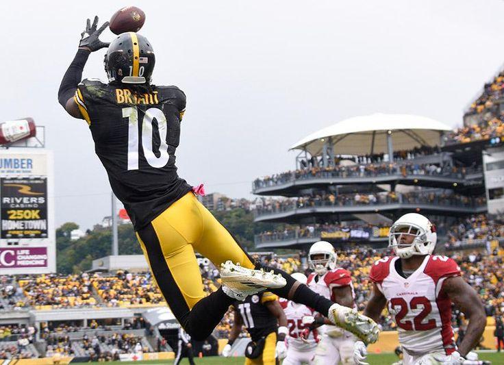 Martavis Bryant, Steelers
