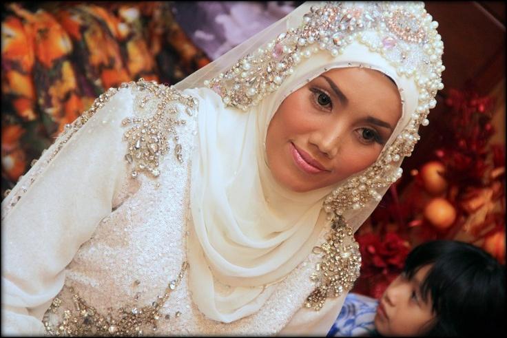Hijab bridal
