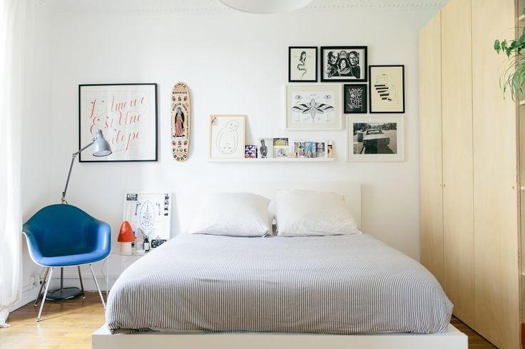 Comfortable Parisian Apartment in Paris, France.