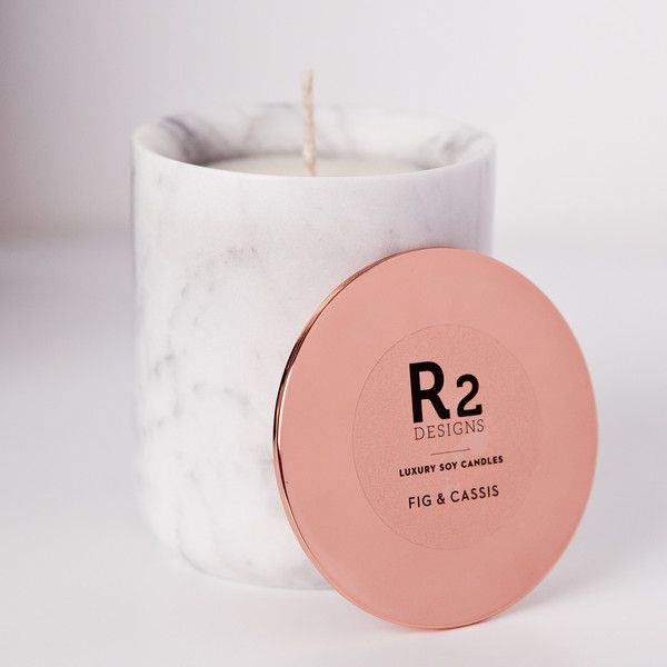 Marble Candles – R2 Designs