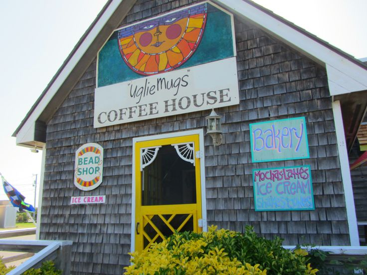 Uglie Mugs Coffee House in Avon, Outer Banks, North Carolina