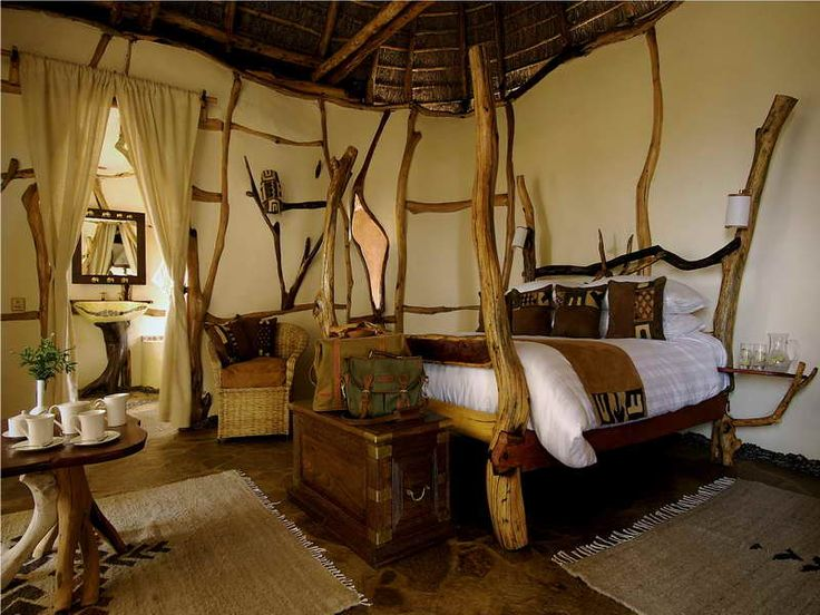 African decorating ideas for bedroom african style home for African home designs