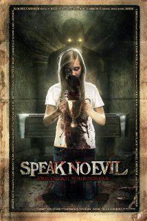 Speak No Evil (2013) Poster