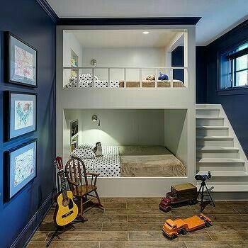 Boy Bedroom Interior Design Ideas