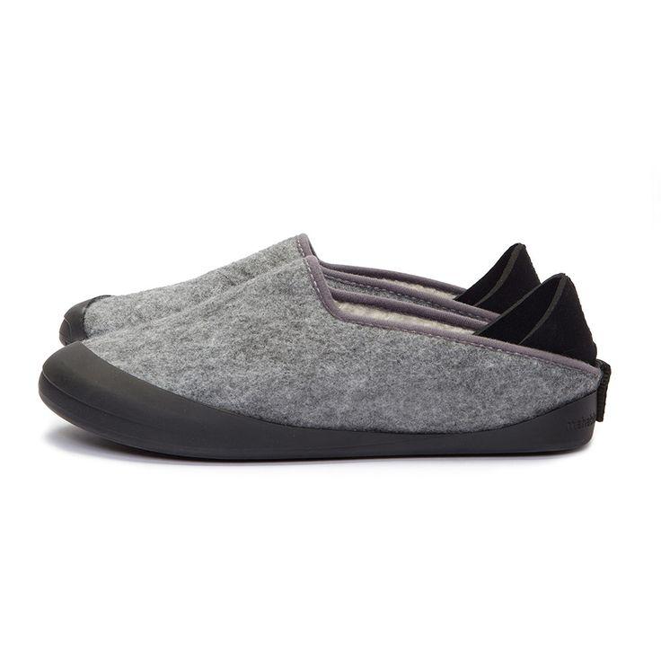 Larvik Light Grey Mahabis Classic Bundle (+FREE soles) // mahabis