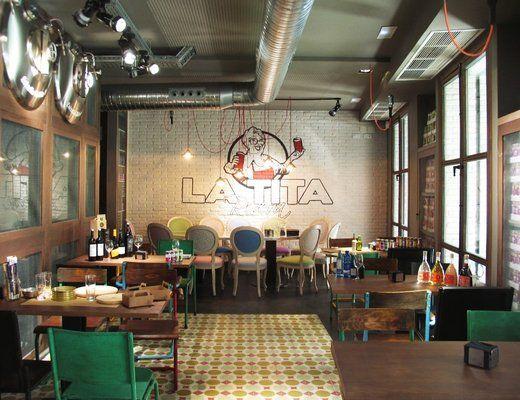 La Tita Rivera #madrid #restaurante #malasaña